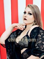 Lady Selina, 29 Jahre alt mit blonden Haaren - Kategorie: private Bondage-Fetisch-Lady aus Berlin
