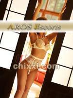 Nicole, 35 Jahre alt mit blonden Haaren und BH 75 B - Kategorie: Callgirls und Escort aus Nürnberg (AROS Escort)