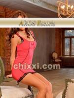 Kim, 25 Jahre alt mit braunen Haaren und BH 75 B - Kategorie: Callgirls und Escort aus Nürnberg (AROS Escort)