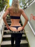 Tanjamodell, 28 Jahre alt mit blonden Haaren und BH 75B - Kategorie: private Nutten und Hobbyhuren aus Bonn