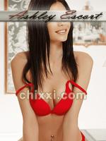 Sandra Gerling, 23 Jahre alt mit schwarzen Haaren und BH 75 D - Kategorie: Callgirls und Escort aus München (Ashley Escort)