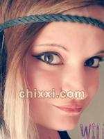 MarryLu, 29 Jahre alt mit blonden Haaren und BH 90D - Kategorie: private Nutten und Hobbyhuren aus Kamenz