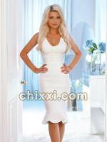 Nadine, 23 Jahre alt mit blonden Haaren - Kategorie: Callgirls und Escort aus Köln (Escort Beauties)