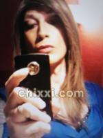 Cat Deluxe, 36 Jahre alt mit brünetten Haaren - Kategorie: privates Shemale aus berlin