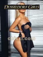 Jolie, 24 Jahre alt mit blonden Haaren - Kategorie: Callgirls und Escort aus Düsseldorf (Düsseldorf Girls)