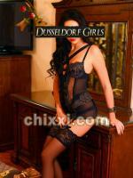 Marina, 23 Jahre alt mit schwarzen Haaren - Kategorie: Callgirls und Escort aus Düsseldorf (Düsseldorf Girls)