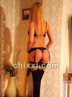 Sandra Sobiak, 19 Jahre alt mit blonden Haaren - Kategorie: Callgirls und Escort aus Stuttgart (Companion Deluxe)