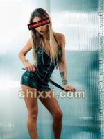 Alisa Knauer, 24 Jahre alt mit blonden Haaren - Kategorie: Callgirls und Escort aus Stuttgart (Companion Deluxe)