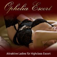 Ophelia Escort bietet dem Gentleman stilvolle und glamouröse Begleitung durch hübschen Damen mit Niveau