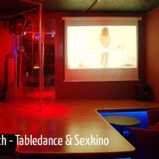 der Lustgarten in Schöneberg - preiswerte Tabledance-Stripbar mit Sexkino und hübschen Girls für lustvolle Stunden