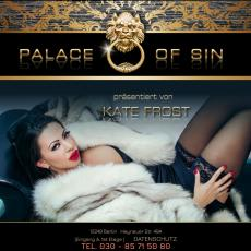 Kate's Palace of Sin - BDSM-Studio mit exklusiver Ausstattung über den Dächern von Berlin in Wilmersdorf für Liebhaber von klassischer Dominanz, Bizarr- und Klinikerotik, TV-Erziehung und Fetischen aller Art